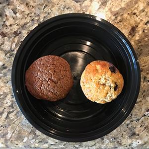 PaleoZone Organic Muffins